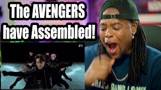 Gambar cover SuperM 슈퍼엠 'Jopping' MV | AVENGERS ASSEMBLE!!! | REACTION!!
