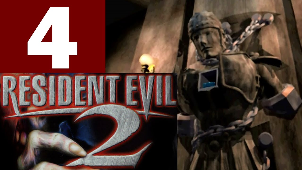 Let S Play Resident Evil 2 Claire B Part 4 Lighter One And Half