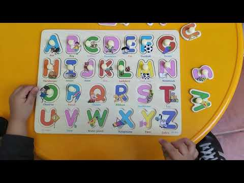 Learn The Alphabet With Ian Lancaster For Children And Toddlers Alike
