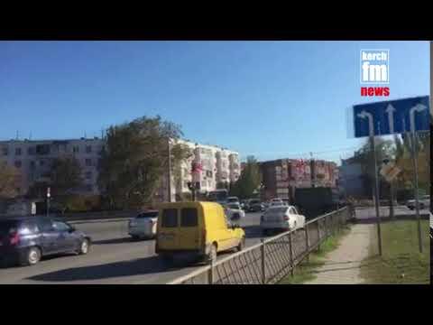 Kerch.FM: Мирошника-Еременко не работает светофор