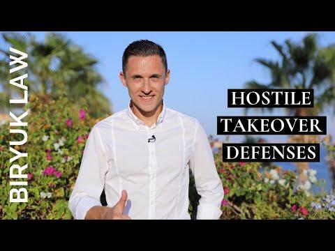 17 Defenses Against Hostile Takeovers Mp3