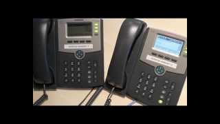 cisco spa504g handsets how to call forward always to voicemail