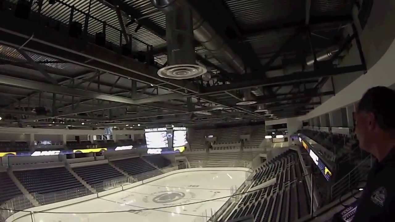 Penn State Hockey  Pegula Ice Arena Goal Horn  YouTube