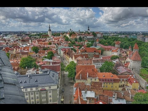 The Baltic Republics of Estonia, Lithuania & Latvia. Part 2. 4K/ULTRA HD.