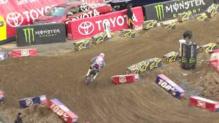 Supercross LIVE! 2014 - 2 Minutes on the Track - 450 Second Practice in Seattle