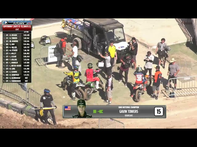 2019 Supercross Futures National Championship - Afternoon Sessions 1pm-3:30pm