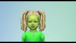 The Sims 4 - #UpdateDec12th2019 #NEWHairstyles for#Toddlers+#Kids