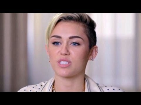 Thumbnail: Miley Cyrus To Selena Gomez -- I'd Rather Strip Than Crying On stage