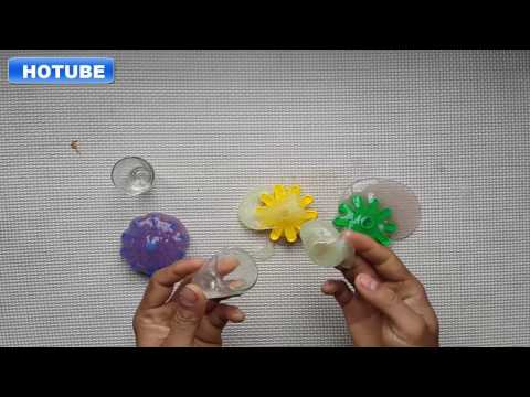 How to make slime for kids | HOTUBE