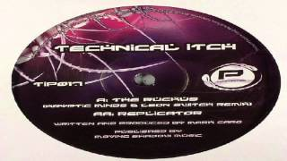 Technical Itch - The Ruckus (Kryptic Minds & Leon Switch Remix)