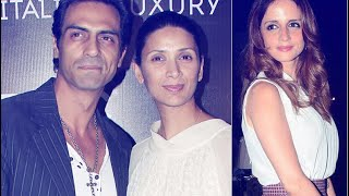 Mehr Grew Extremely Insecure Of Arjun Rampal's Closeness To Sussanne Khan | SpotboyE