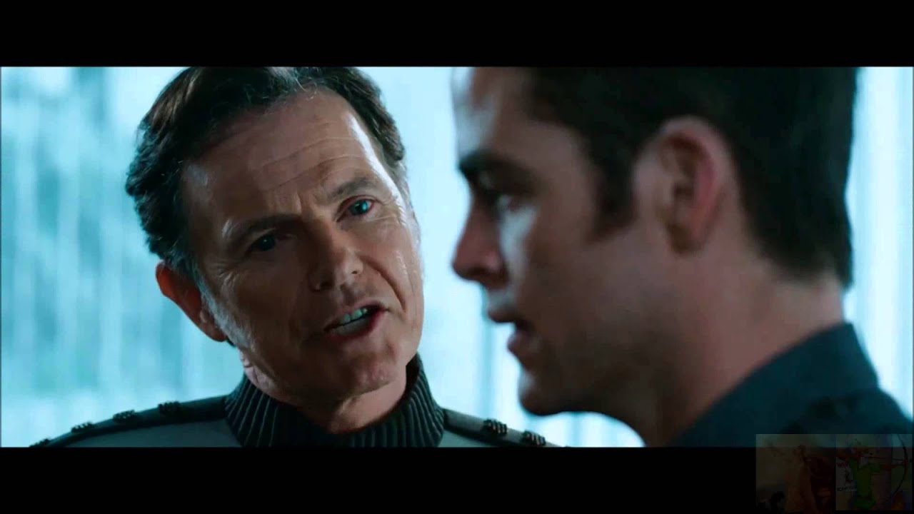 Star Trek Into Darkness Kirk