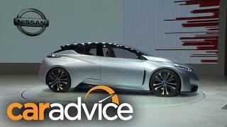 Nissan IDS Concept 2015 Videos