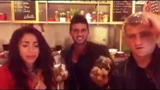 Morosanu feat Ruby and Dorian Popa - lasa-mi cucu in pace (teaser)