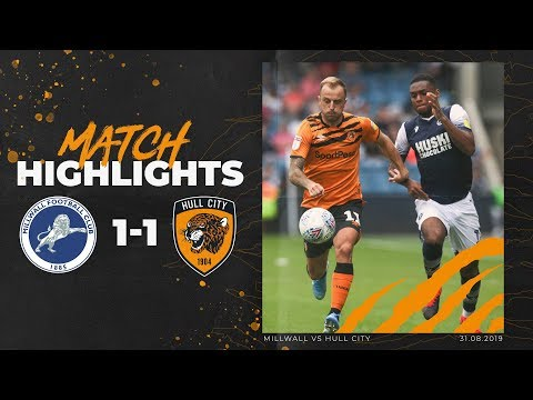Millwall 1-1 Hull City | Highlights | Sky Bet Championship