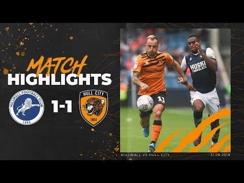 Millwall 1-1 Hull City | Highlights | Sky Bet Championship
