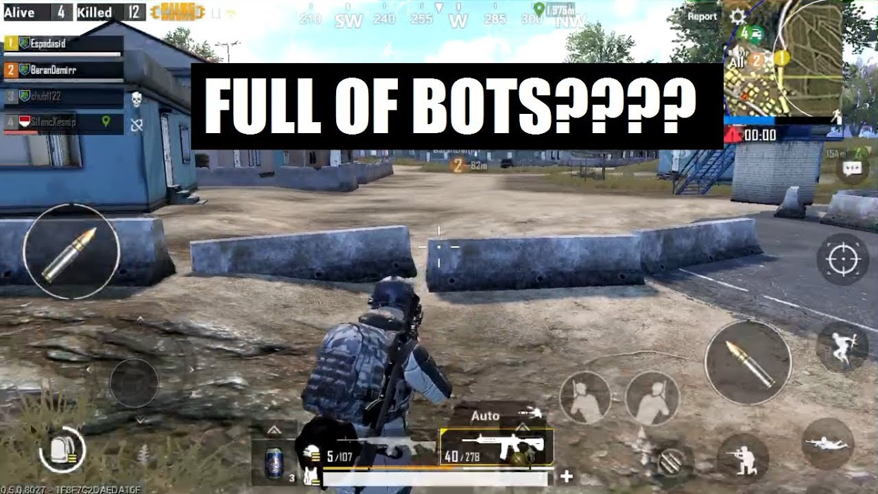 Pubg Mobile Playing In Korea Japan Server Too Easy Youtube