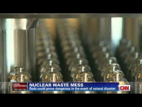 Americans pay billions to store nuclear waste in Nevada, but