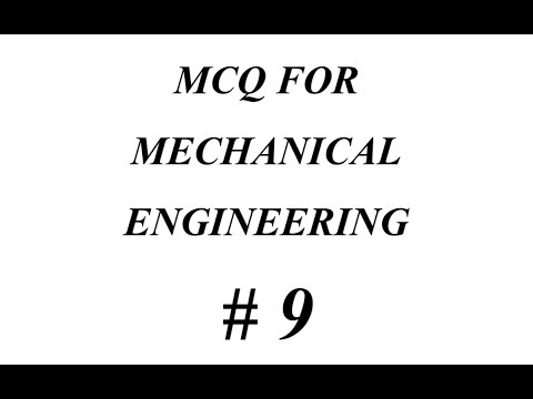 MECHANICAL QUESTIONS ANSWERS CONCEPTS (All exams related