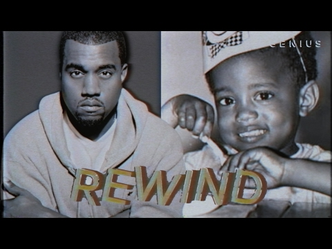 The Evolution of Kanye West  Rewind