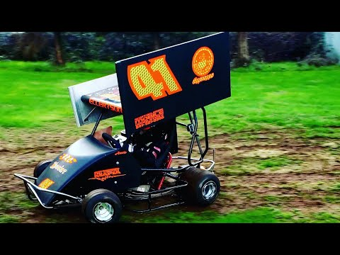 Points race #3 at cottage grove speedway