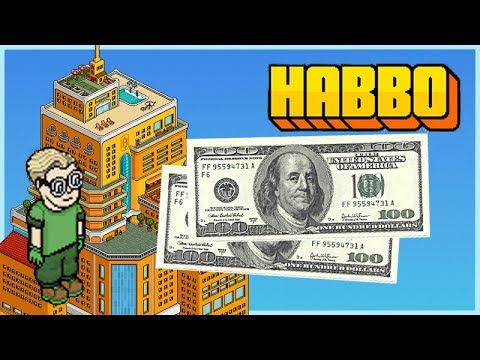 How I Made 200$ Daily Playing Habbo Hotel