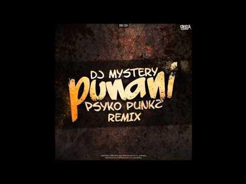 Dj Mystery - Punani (HQ Psyko Punkz Remix)