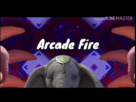 Baby Mine - Arcade Fire (From Dumbo 2019) Lyrics Video