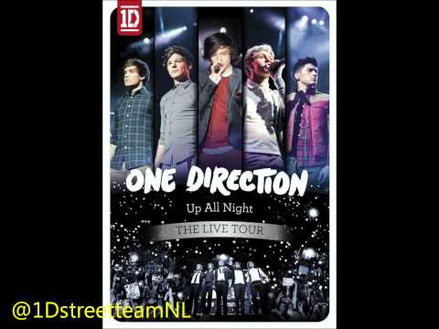 Use Somebody  One Direction Up All Night  DVD AUDIO