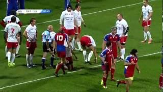 Rugby: Polska - Czechy skrót meczu z Polsat Sport