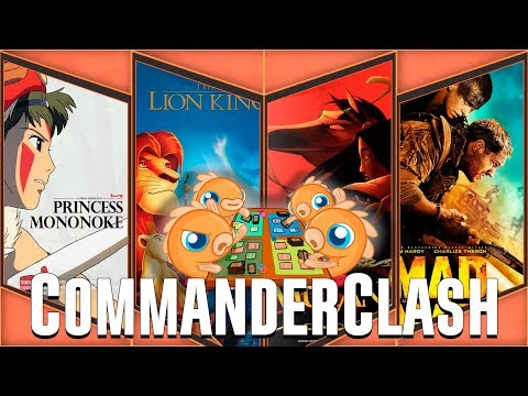 Commander Clash S4 Episode 6: Movie Night