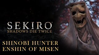 Sekiro: Shadows Die Twice - Shinobi Hunter Enshin of Misen (Mini-Boss) thumbnail