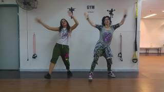 Zumba® fitness class with Dorit Shekef - Parate Mega Mix 56