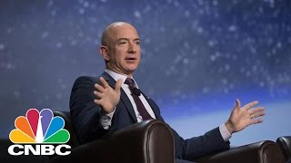 Jeff Bezos Is Building A Rocket | CNBC