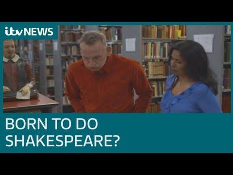 Was Christopher Eccleston born to perform Shakespeare?  ITV