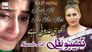 Aankh Hi Na Roi Hai - Best of Naseebo Lal - HI-TECH MUSIC