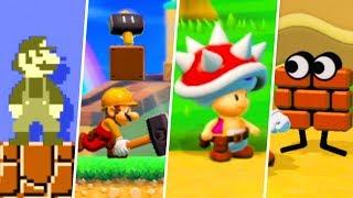 Super Mario Maker 2 - ALL NEW ITEMS / POWERUPS