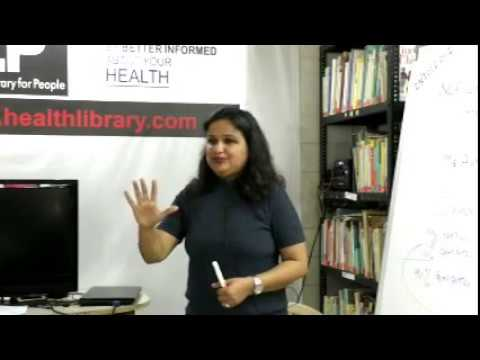 NLP Language for Healthy Mind & Healthy Relations By Ms. Achla Bhardwaj on Health HELP Talks Video