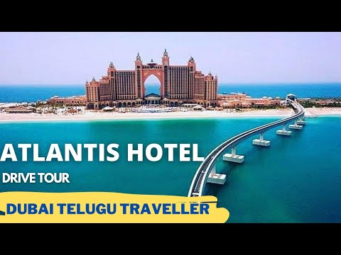 ATLANTIS BURJ AL ARAB MONORAIL SECRET BEACH DUBAI