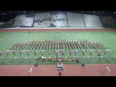 Mt. Carmel HS- SCSBOA Championships/Arcadia Festival of Bands 2015