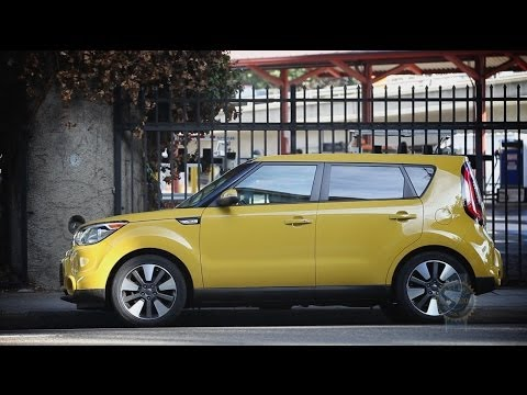 2016 Kia Soul - Review and Road Test