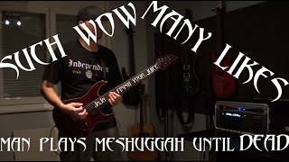 Catch Thirtythree - Meshuggah cover