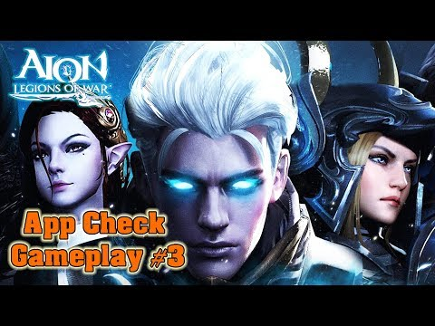 Aion Legions Of War #3 - App-Check Gameplay Für Android