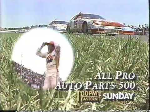 "TBS Sports: ""All Pro Auto Parts 500"" (circa 1989)"