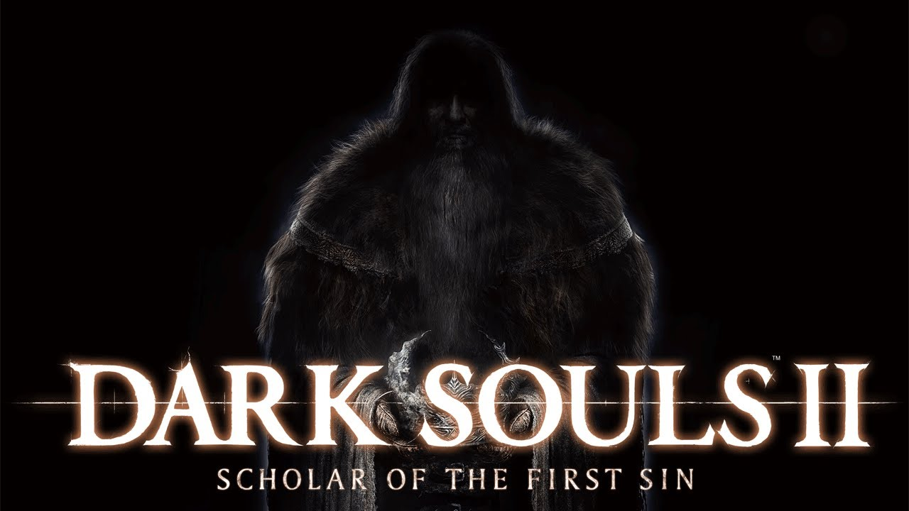 Let S Look At Dark Souls 2 Scholar Of The First Sin Youtube