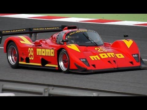Gebhardt C91 Group C - Formula 1 Cosworth V8  DFR 3.5L //LOUD SOUND!