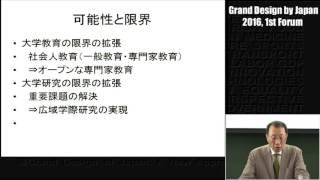 2016/05/08(1)渡辺茂(慶應義塾大学名誉教授)「動物は何を感じているのか―認知から共感まで―」