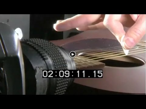 slow motion (raw footage)