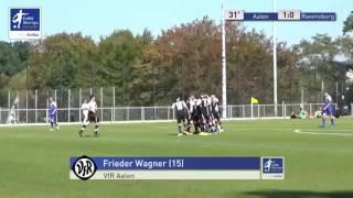 A-Junioren - VfR Aalen vs. FV Ravensburg 1:0 - Frieder Wagner