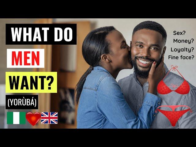 What Do Men Want? | Toko Taya E2 | African Wedding | Love | Sex | Dating | Yoruba Couple Abroad
